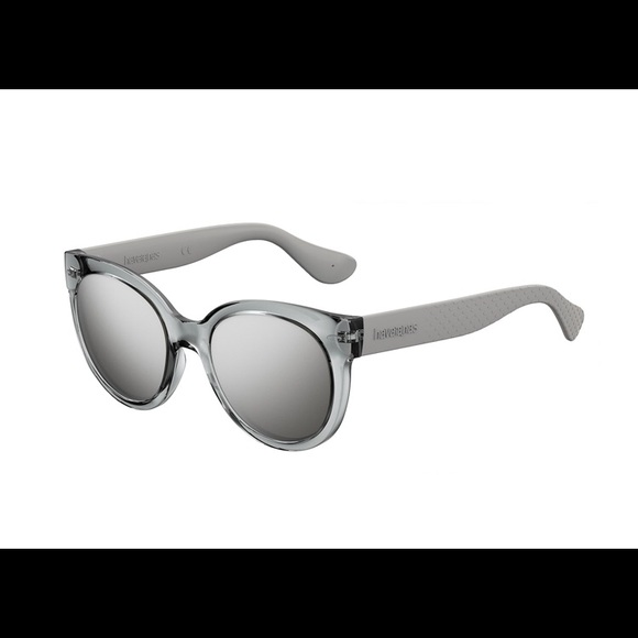 on feet images of 100% quality best online Noronha by havaianas Sunglasses Ice Gray